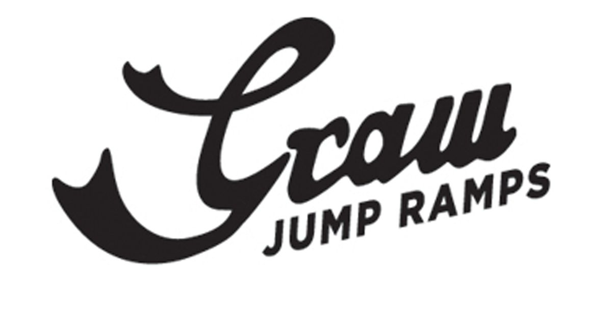 Graw Jump Ramps for Skateboard, BMX, Scooters, Inline Skates an more
