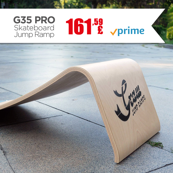Skateboard ramps amazon free shipping   Graw Jump Ramps