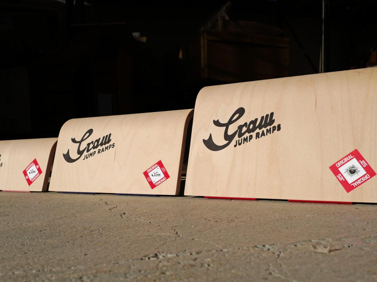 Graw Jump Ramps J Series